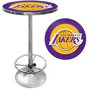 NBA Los Angeles Lakers NBA Chrome Pub Table at Kmart.com