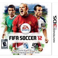 Electronic Arts FIFA SOCCER 12  3DS at Sears.com