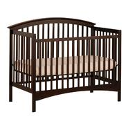 Stork Craft Bradford Fixed Side Convertible Crib - Espresso at Kmart.com