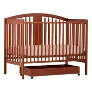Stork Craft Hollie Fixed Side Convertible Crib - Cognac at Kmart.com