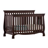 Stork Craft Venetian 4 in 1 Fixed Side Convertible Crib - Espresso at Sears.com