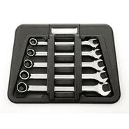 Craftsman Professional 5 pc. Standard 12 pt. Full Polish Huge Combination Wrench Set at Craftsman.com