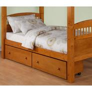 Dorel Pine 2 Pack Underbed Storage Drawers at Sears.com