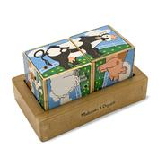 Melissa & Doug Farm Sound Blocks at Sears.com