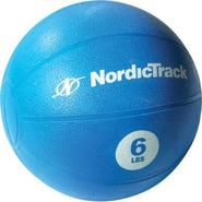 NordicTrack 6 lb. Medicine Ball at Sears.com
