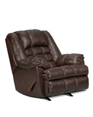 Simmons  Baxter Power Rocker/Recliner
