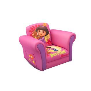 Dora The Explorer Upholstered Rocking Chair - Baby - Toddler Furniture ...