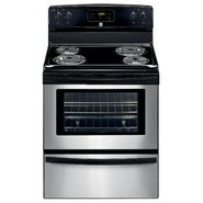 "Kenmore 30"" Freestanding Electric Range - Stainless Steel at Kmart.com"