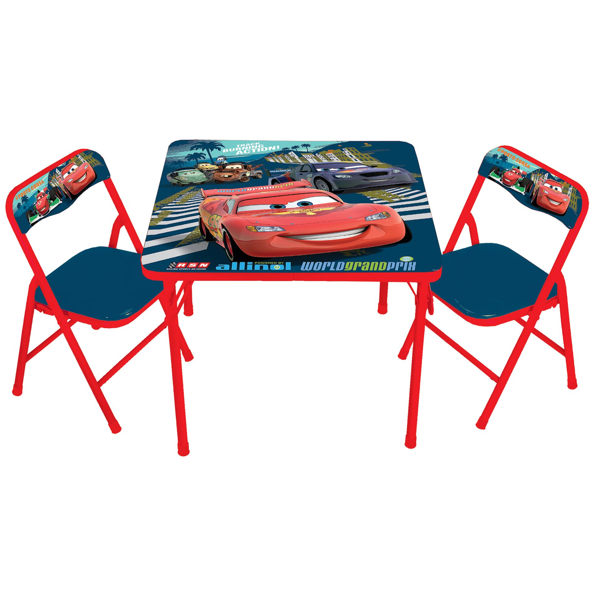 Disney  Cars Activity Table