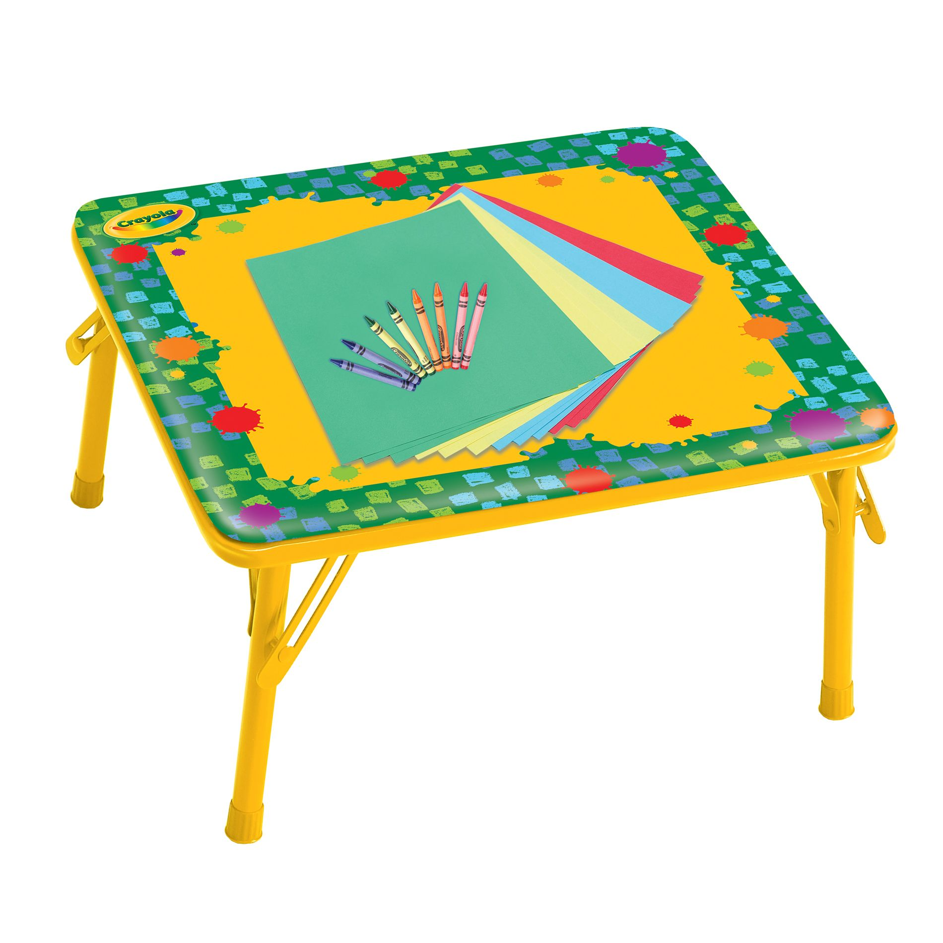Crayola Sit 'N Play Table