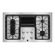 "Kenmore Elite 36"" Downdraft Gas Cooktop, Stainless Steel at Sears.com"