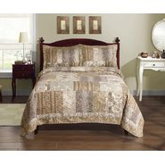 Country Living Odessa Neutral Full/Queen Quilt at Kmart.com