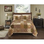 Country Living Hadley Tan Full/Queen Quilt at Kmart.com