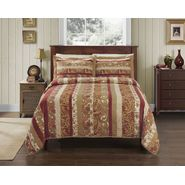 Country Living Hadley Red King Quilt at Sears.com
