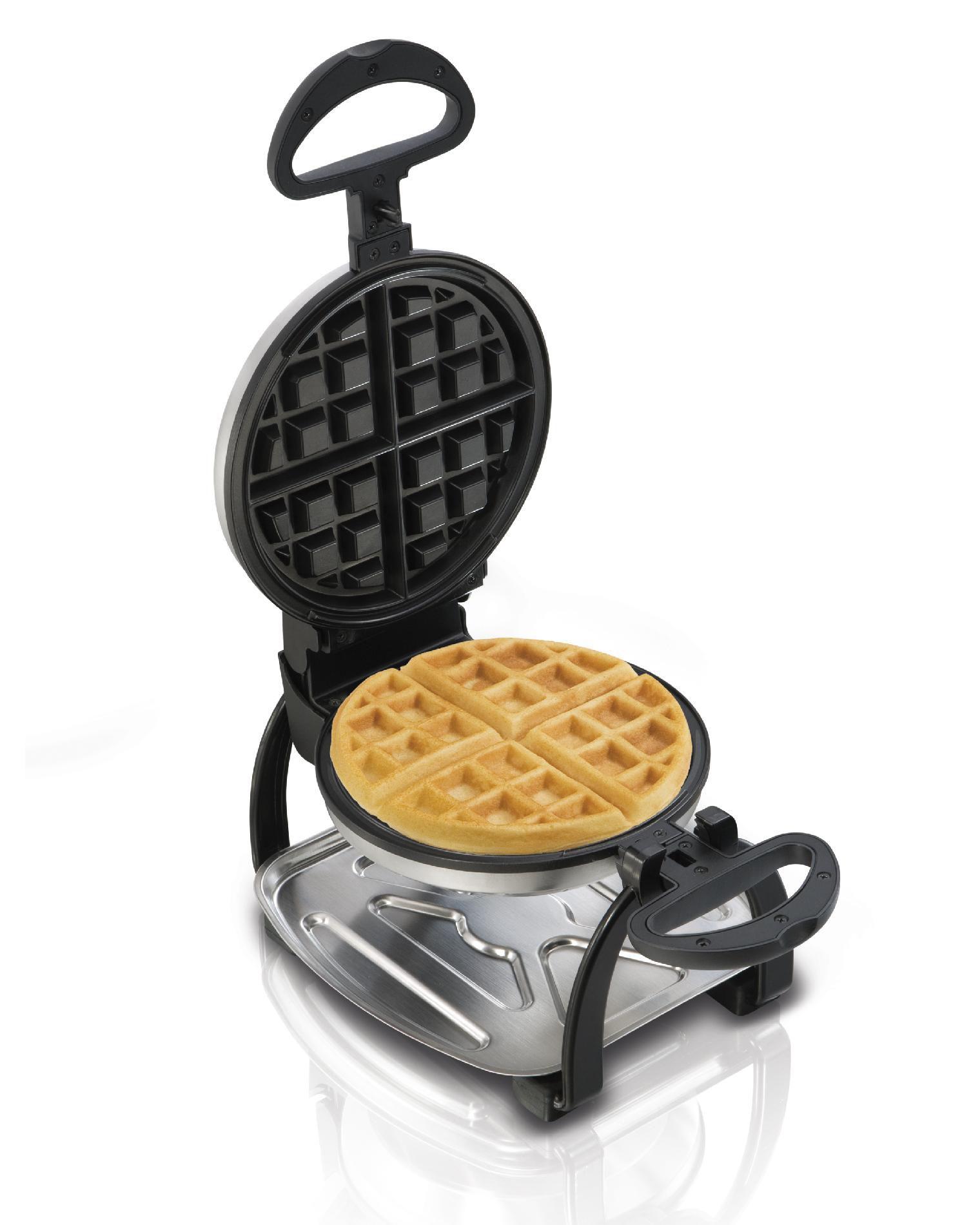 Hamilton Beach Brands Inc. 26010 Flip Belgian Waffle Maker