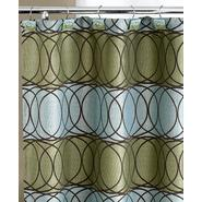 "Popular Bath Products ORBIT""AQUA/SAGE""6X6 SHOWER CURTAIN at Kmart.com"