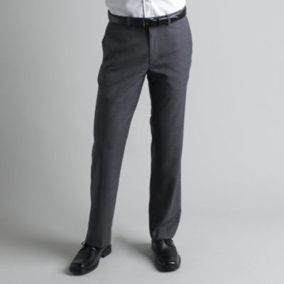 Men's Dobby Stripe Dress Pants