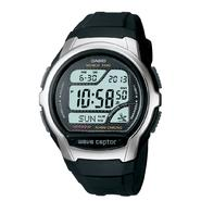 Casio Mens Calendar Day/Date Multi-Function Atomic Watch w/Digital Dial and Black Band at Kmart.com
