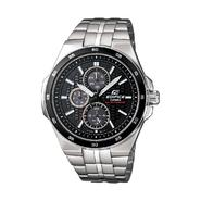 Casio Mens Edifice Calendar Day/Date Multi-Display Watch w/Round  Case and ST Band at Sears.com