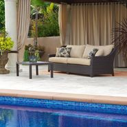 RST Outdoor Delano Outdoor Sofa with Coffee Table Set at Kmart.com