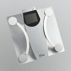 Conair Weighchers Gl Body Ysis Precision Scale Ww67t