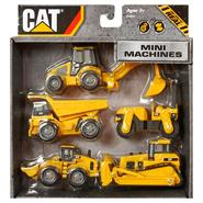 Caterpillar Toys CAT Mini Machines - 5 PACK at Kmart.com