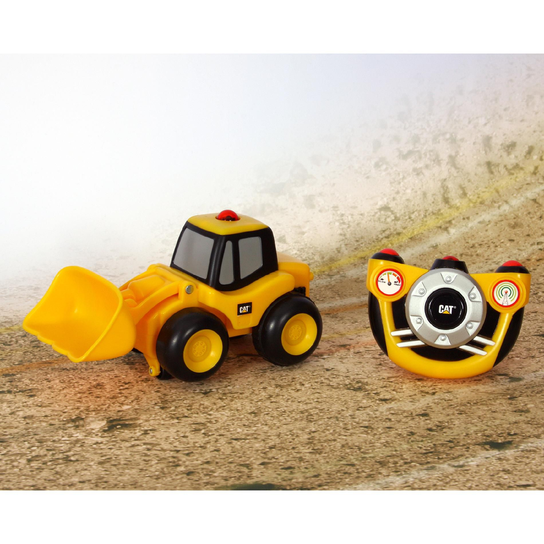 E-Z Remote Control - Wheel Loader