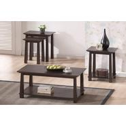 Baxton Havana Brown Wood Modern Nesting Table Set at Kmart.com
