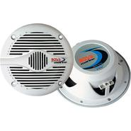 "Boss 5 1/4"" 2-Way Marine Speaker  - MR50W at Kmart.com"