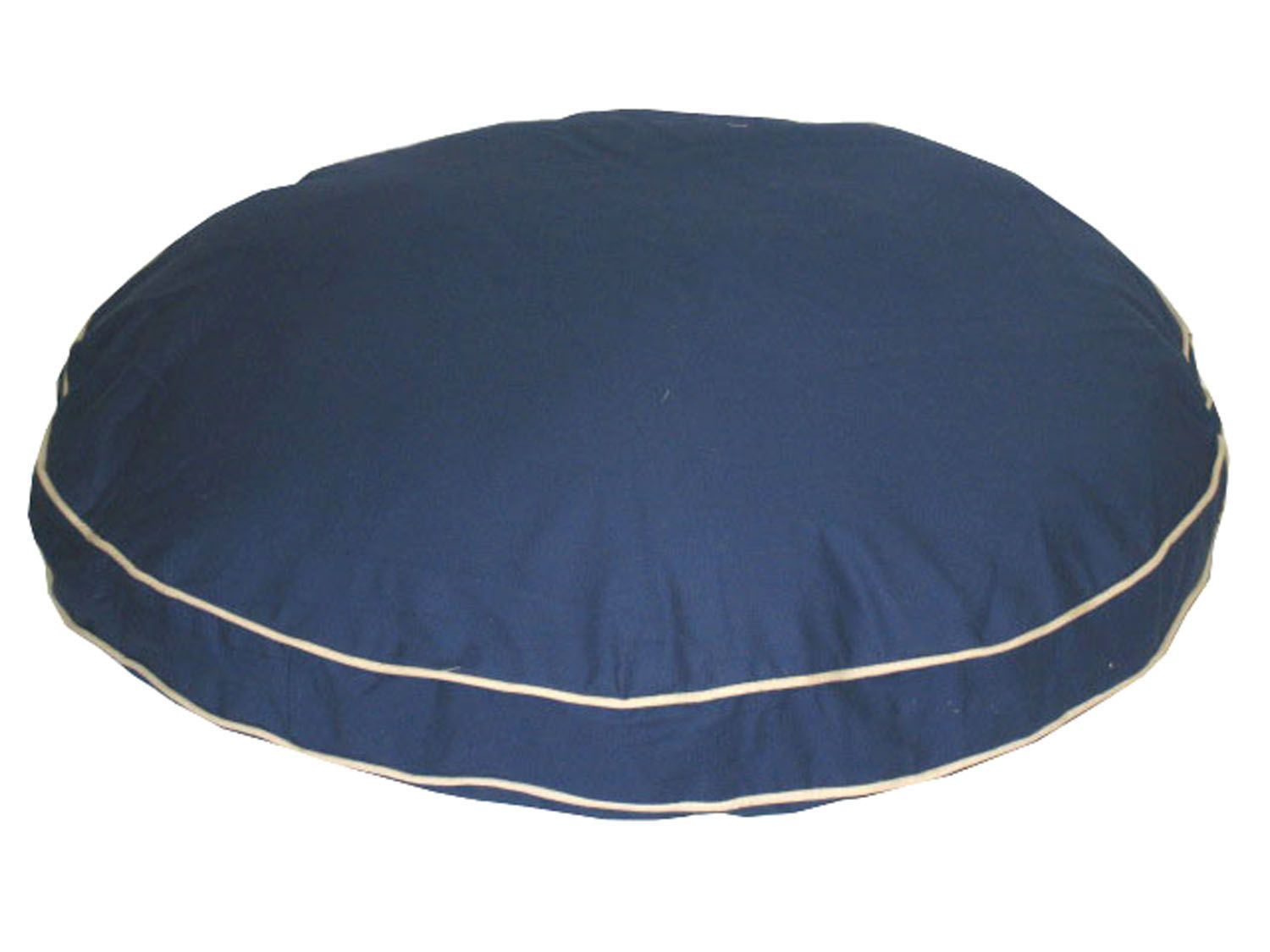 "Carolina Pet Medium Classic Twill ""Round-A-Bout"" - Blue"