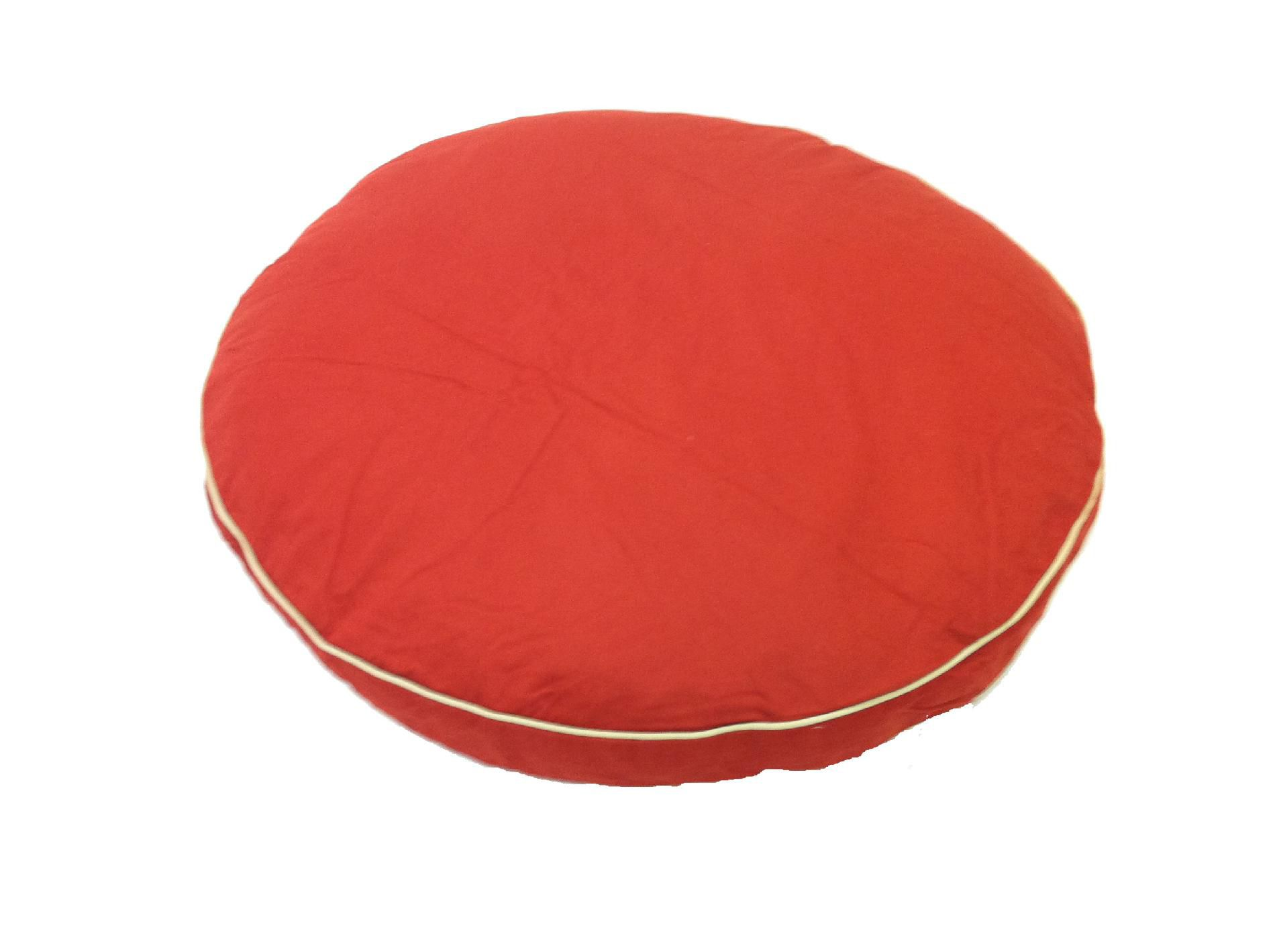 "Carolina Pet Medium Classic Twill ""Round-A-Bout"" - Red"