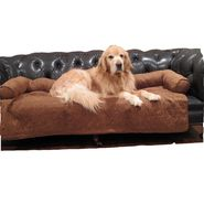 Carolina Pet Large Protector Pad with Bolster - Brown at Kmart.com