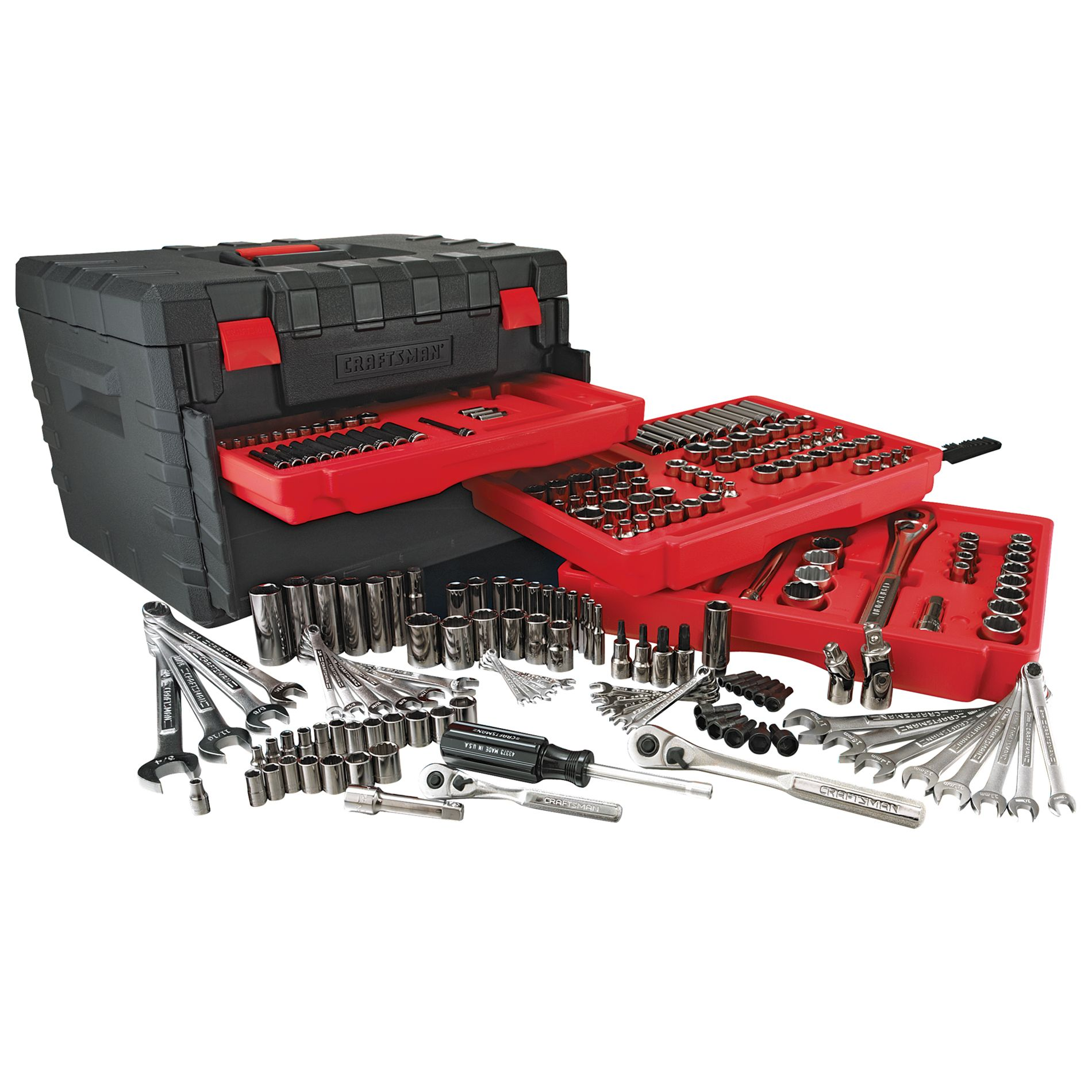 258 pc. Mechanic's Tools Set