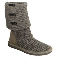 Bearpaw Women's Knit Fashion Boot - Grey at Sears.com