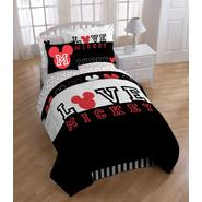 Disney Mickey Mouse Comforter Mini Set at Kmart.com