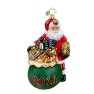 Christopher Radko A Year to Remember Christmas Ornament at Sears.com