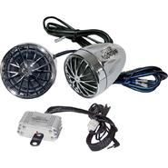 Pyle Motorcycle-Mount 400-Watt Sound System With Dual Speakers - PLMCA30 at Sears.com