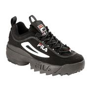 Fila Men's Disruptor Athletic Shoe - Black/White/Red at Sears.com
