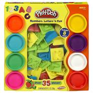 Play-Doh Numbers, Letters 'n Fun at Kmart.com