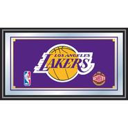 NBA Los Angeles Lakers NBA Framed Logo Mirror at Kmart.com