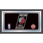 NBA Portland Trail Blazers NBA Framed Logo Mirror at Kmart.com