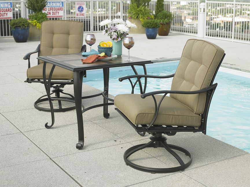 Caitlyn 3 Pc. Bistro Set