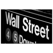 "Trademark Fine Art 22x32 inches Yale Gurney ""Wall Street Next"" at Kmart.com"
