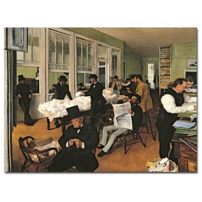 Trademark Fine Art 18x24 inches Degas