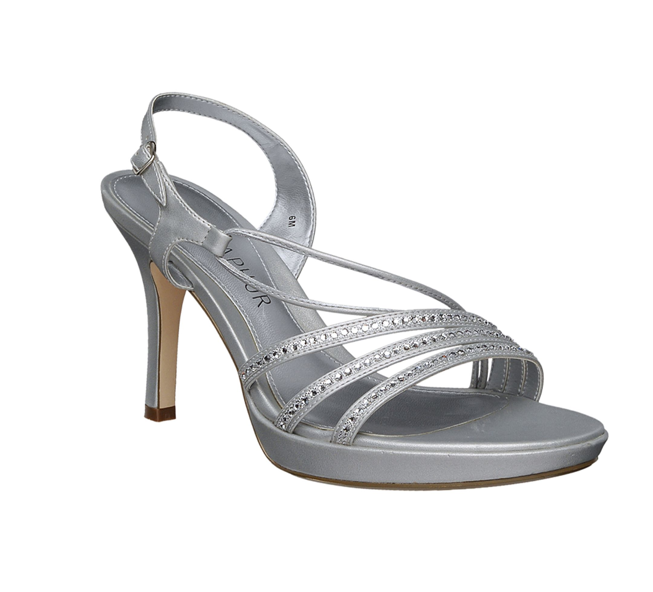 Metaphor  Women's Verena Dress Shoe - Silver