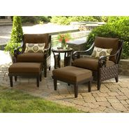 La-Z-Boy Shelby 5 Pc. Woven Seating Set at Kmart.com