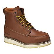 DieHard Men's SureTrack 6 inch Soft Toe Work Boot - Wide Avail - Brown at Sears.com
