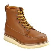 "DieHard Men's SureTrack 6"" Steel Toe Work Boot - Wide Available - Brown at Sears.com"