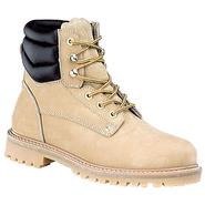 Roebucks Men's 6in. Soft Toe Nubuck Boot - Tan at Kmart.com