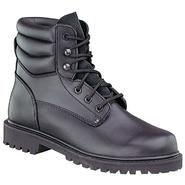 Roebucks Men's 6in. Soft Toe Work Boot - Black at Kmart.com